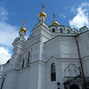 National Kyiv-Pechersk Historical and Cultural Preserve, also known as the Kyiv-Pechersk Lavra<br /> It's a UNESCO World Heritage site