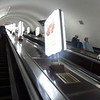 Kyiv Metro - long escalators