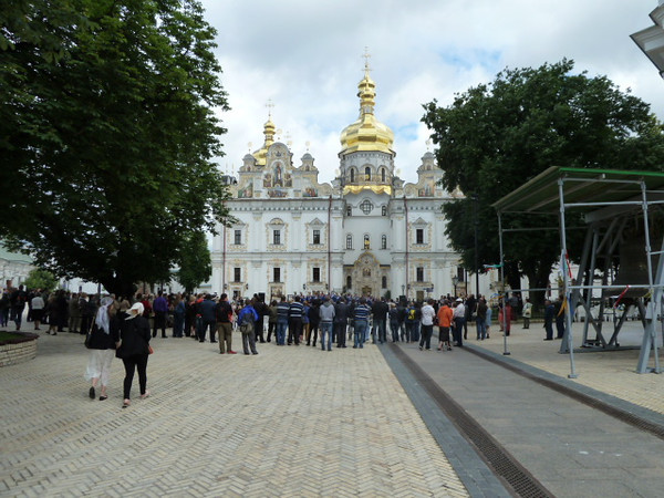 National Kyiv-Pechersk Historical and Cultural Preserve, also known as the Kyiv-Pechersk Lavra