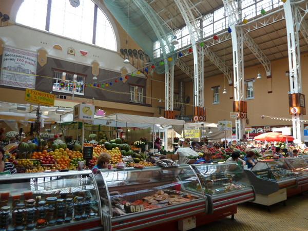 Bessarabski Market