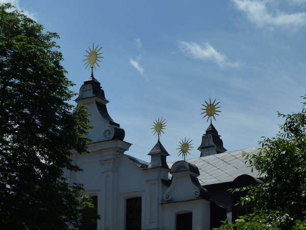 St. Sophia's Cathedral, residence