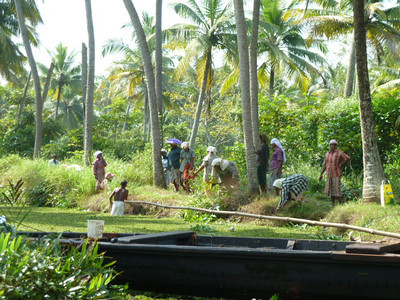 India: Kerala Backwaters (2013)