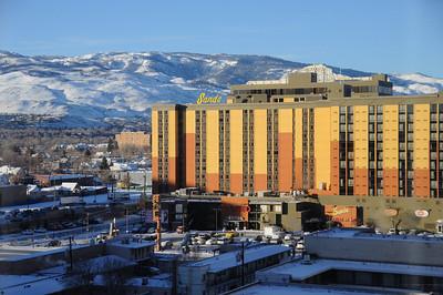 Reno, Nevada, January 12 2013