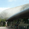"""Esplanade, Theatres on the Bay<br /> locally known as """"the durians"""""""