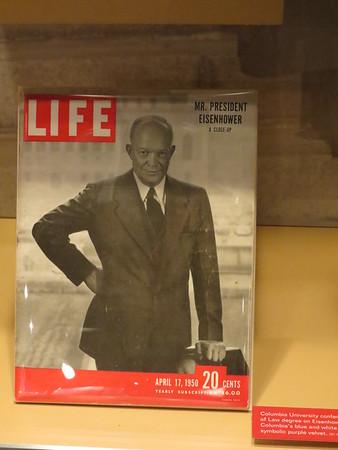 IMG_9089 Dwight D Eisenhower Museum Abilene Kansas
