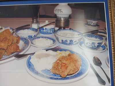 IMG_9051 Brookville Hotel Fried Chicken Creamed Corn Coleslaw and more Abilene Kansas
