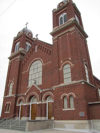 IMG_8951 Leoville Kansas Catholic church