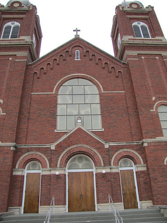IMG_8953 Leoville, Kansas Catholic Church