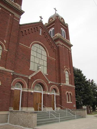 IMG_8954 Leoville Kansas Catholic church