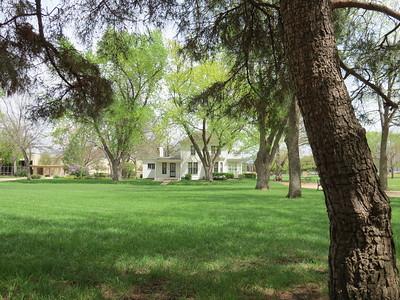 Eisenhower Home Abilene Kansas