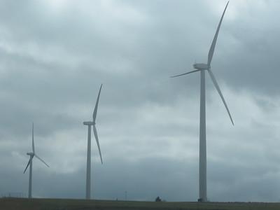 IMG_9026 Wind Farm along I 70 in Kansas