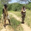Kaunda with Dik Dik