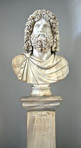 God of Jupiter from Capitolium