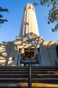 Coit Tower Steps