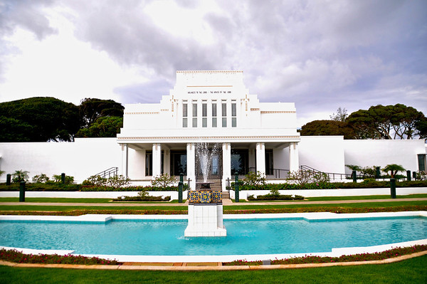 Laie LDS Temple | Hawaii