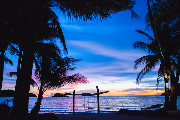 Sunset on the Swing || Koh Chang, Thailand