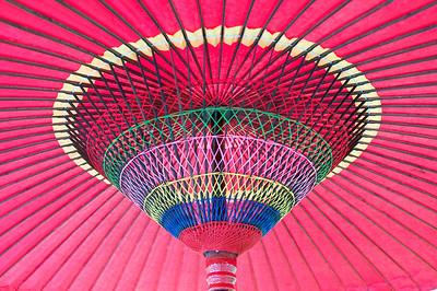 Colorful Umbrella | Japan