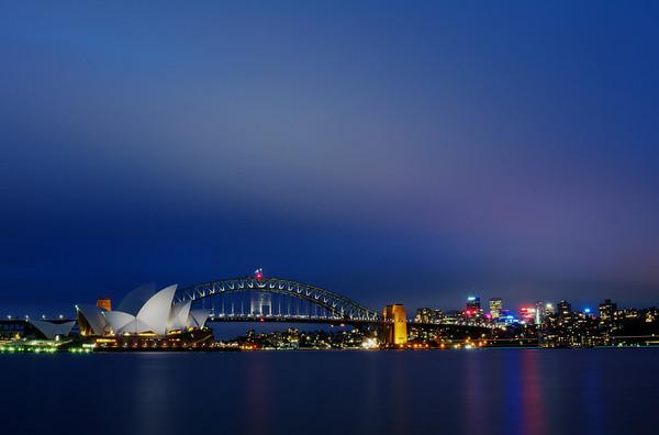 """Sydney Night Life"" | Australia"
