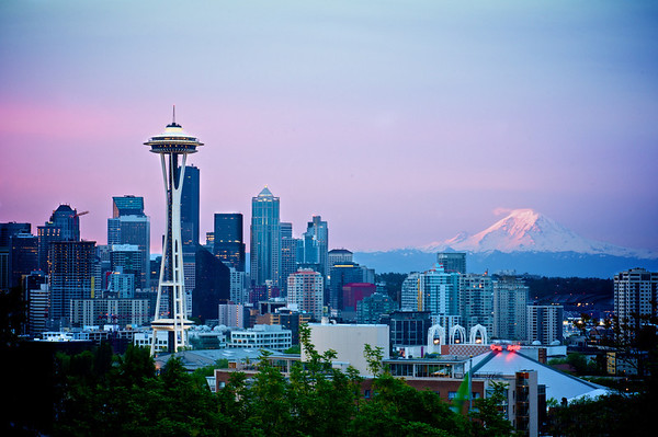 """Good Morning Seattle"" | Washington, USA"