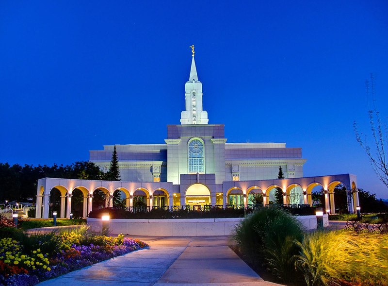 Bountiful Temple | Utah