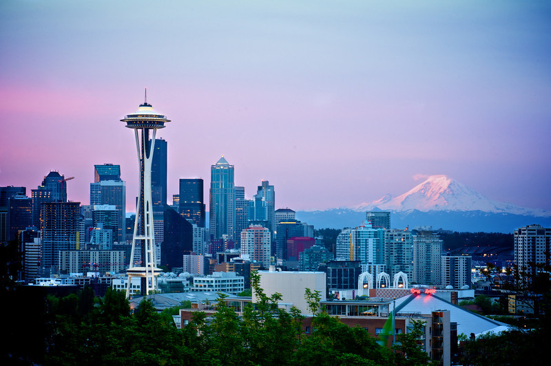 """Good Morning Seattle""   Washington, USA"