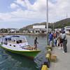 Komodo trip boat loading