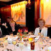 New accquaintances and dinner mates during the cruise, from left, John, Freda, LaVon, and Bill.