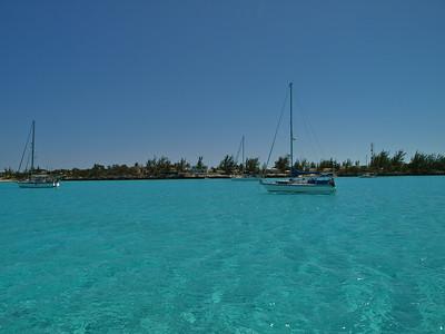Bahamas 2011: Black Point, Exumas