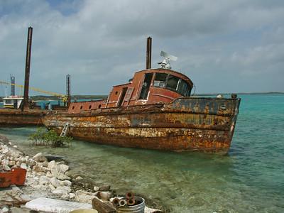Bahamas 2011: George Town, Great Exuma