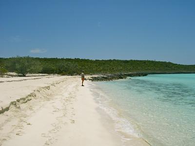 Bahamas 2011: Hetty's Land, Exumas