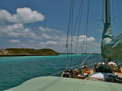 Bahamas 2011: Hog Cay, Exumas