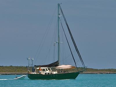 Bahamas 2011: Jack Bay Cove, Exumas
