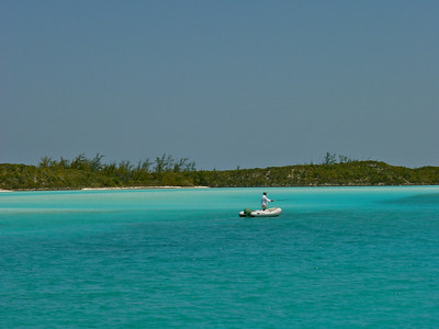 Bahamas 2011: Sampson Cay, Exumas
