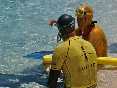 Far Bahamas 2011: Vertical Blue Free Diving, Long Island