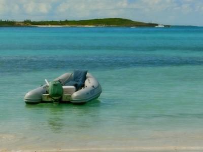 Bahamas 2013: Exuma Point Dinghy Trip