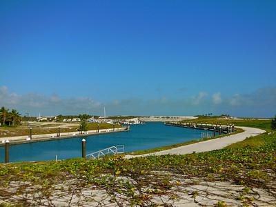 Bahamas 2013: The Marina at Emerald Bay, Exumas