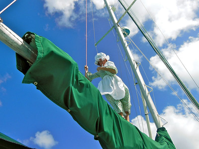 Bahamas 2013: Monument Hill, Stocking Island, Exumas