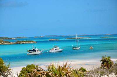 Bahamas 2013: Warderick Wells, Exumas