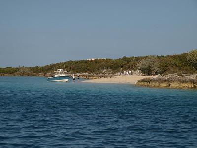 Bahamas 2011:  Allan's Cay, Exumas