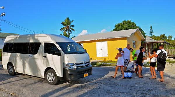 Bahamas 2013: Exumas: Coastline Adventure Tour