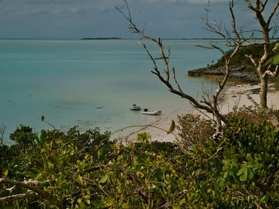 Bahamas 2011:  Hawksbill Cay, Exumas