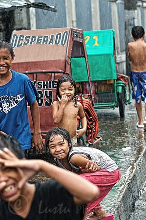 Monsoon in Manila