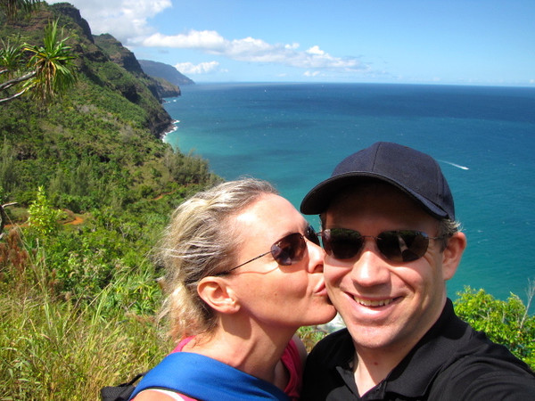"""As we say in our Free eBook at <a href=""""http://www.9GreatReasonsToTravel.com/"""">http://www.9GreatReasonsToTravel.com/</a> one of the 9 Great Reasons to Travel Now is """"For your Relationship"""" and today was a great example of that! :-) Oh ya, it hit the """"For your Health"""" reason too. :-)"""