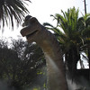 "...it's so nice with all the beautiful scenery and cute dinosaurs... ""it's so nice"" that is until the 84 foot drop! :-)"