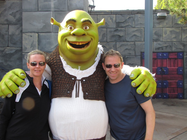 """Shrek""... isn't he cute & cuddly! :-)"