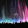 "The ""World of Color"" show was pretty amazing... it's like the fountains at Bellagio (but ""on steroids"" :-)) meets Disney's greatest movie moments with an awesome soundtrack, lights and laser show added on!!"