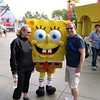 """SpongeBob"" wasn't scary but he sure was funny! :-)"