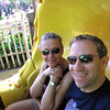 "We had a great time during our first few days in Anaheim, California playing at Disneyland... here we are on the ""Winnie the Pooh"" ride... fun!! :-) Check out our full Disneyland Blog Post & Video at: <a href=""http://nancyandshawnpower.com/disneyland-disneys-california-adventure/"">http://nancyandshawnpower.com/disneyland-disneys-california-adventure/</a>"