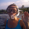 Today we did some snorkeling on the Big Island here in Hawaii... fun!!