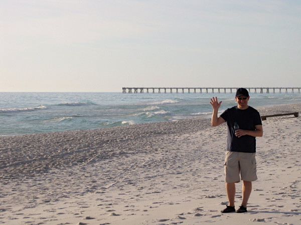 """In Panama City Beach in Florida's """"Gulf Coast"""" there is much to see and do but when we were there we decided to do something out of the ordinary… nothing! :-) Click below and check out what we mean. :-)<br /> <a href=""""http://nancyandshawnpower.com/relaxing-in-panama-city-beach-florida/"""">http://nancyandshawnpower.com/relaxing-in-panama-city-beach-florida/</a>"""